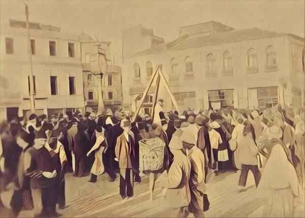 İstanbul'un Halka Açık Son İdamı Börekçi Ali