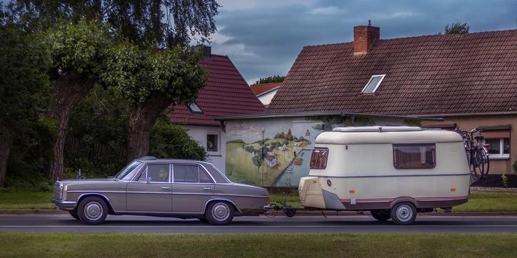 karavan, karavan yaşamı