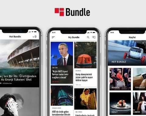 bundle haber uygulaması