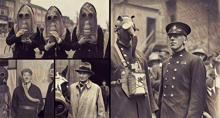 gaz maskesi fiyatları
