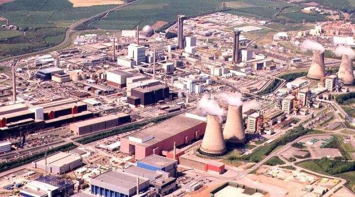 Sellafield, İngiltere